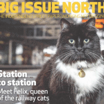 Railway Cat Puts Train Station on the Map