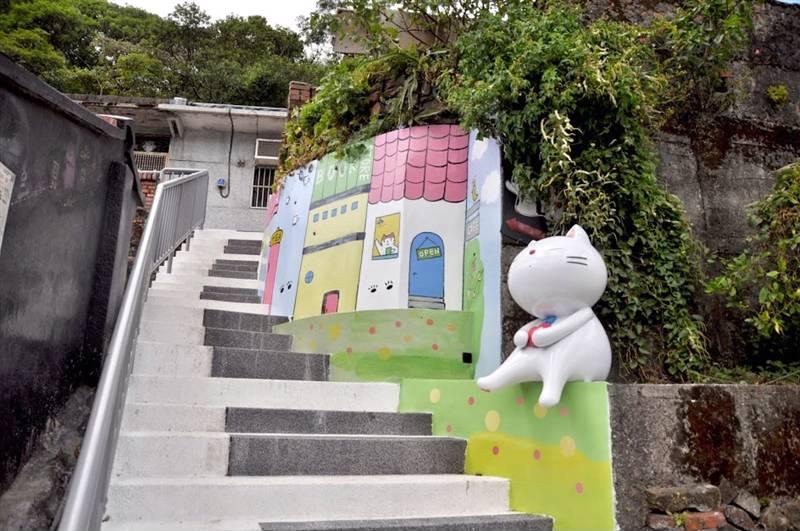 cat village 3