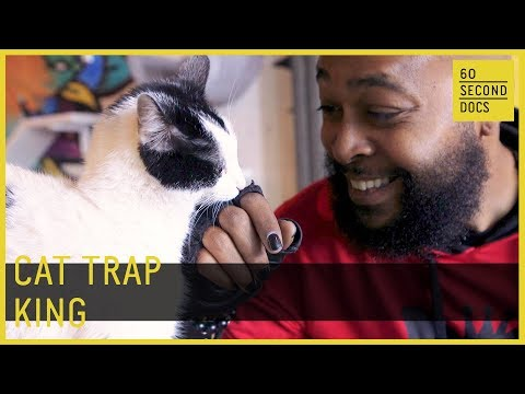 60 second doc celebrates the trap king a hero for the voiceless